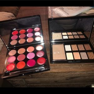 Ish and doucce lip & eye palette bundle